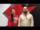 Artik&Asti поздравляют слушательниц Нового Радио с 8 Марта