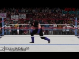 WWE 2k - Undertaker Wrestlemania Wins 1991-2013