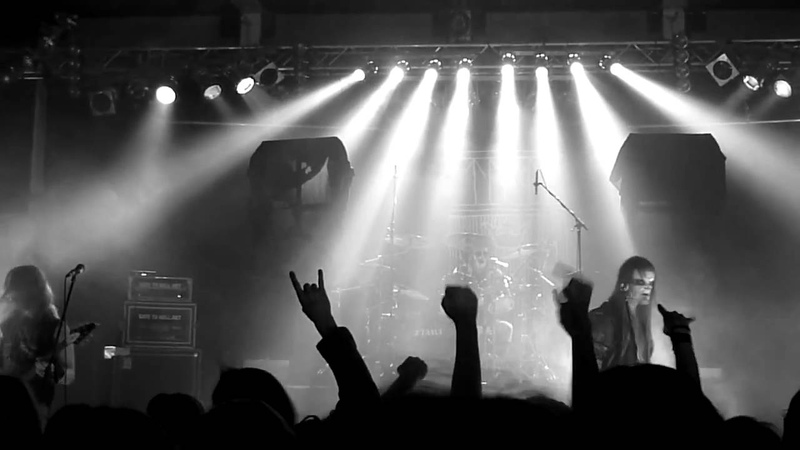 Taake - Hordaland Doedskvad III Live @ Kings of Black Metal 2011
