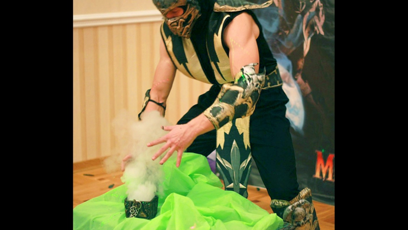Аниматоры Калуга Mortal Kombat — Смертельная битва