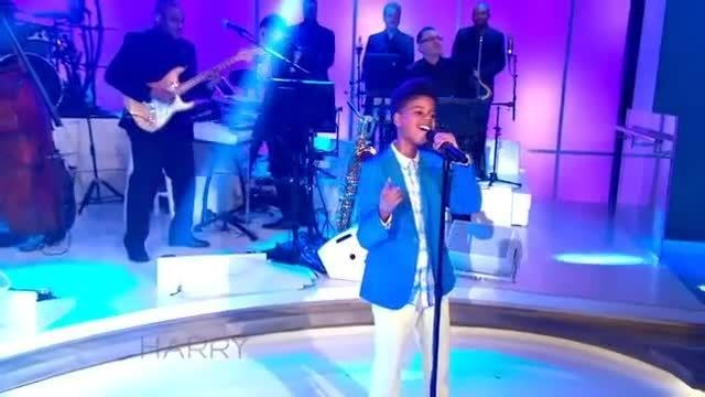 """HARRY TV on Instagram: """"Watch 10-year old singer @jdmccrary perform his new single Inviting All of You on HarryTV!"""""""