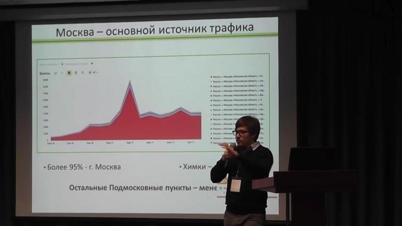 Акулов Максим | All in Top Conf 2018 | Развитие сайтов с расширенной локацией