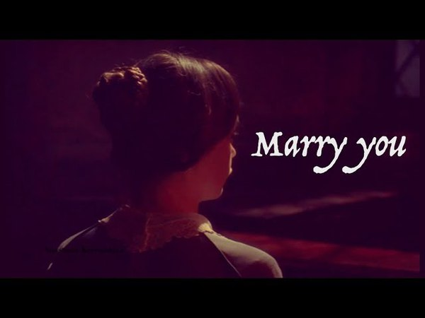 Jane eyre 2006||Jane and Rochester||Marry you