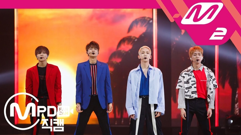 [MPD직캠] 샤이니 직캠 4K 데리러 가(Good Evening) (SHINee FanCam) | @MCOUNTDOWN_2018.6.7