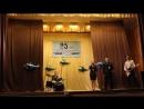 Поют курсанты ВФ СПб ГУГА