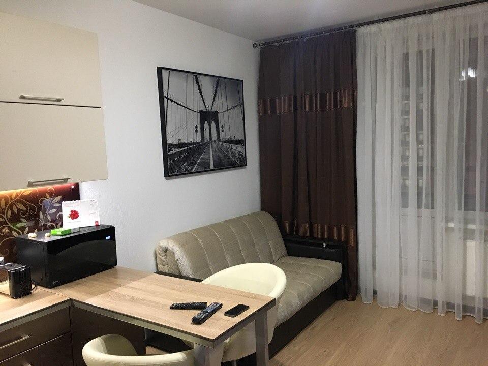 Квартира студия 25 кв.