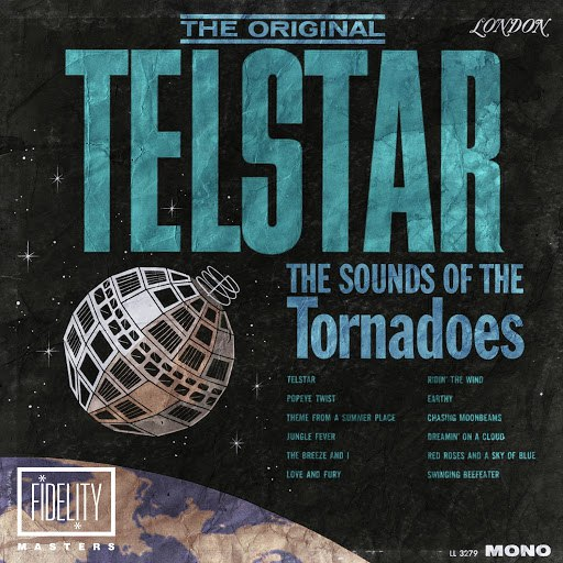 The Tornadoes альбом The Original Telstar: The Sounds of the Tornadoes