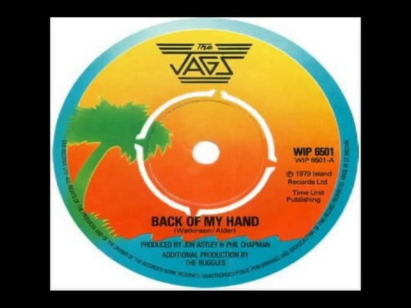 Jags - Back of My Hand (1979)