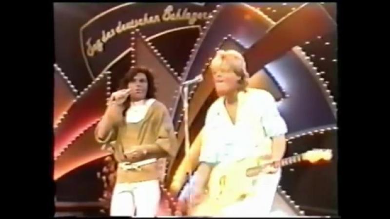 Modern Talking - Youre My Heart, Youre My Soul, Cheri Cheri Lady ARD, Tag des Deutsche Schlagers, 09.11.1985