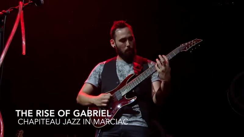Nicolas Gardel The Headbangers The Rise of Gabriel