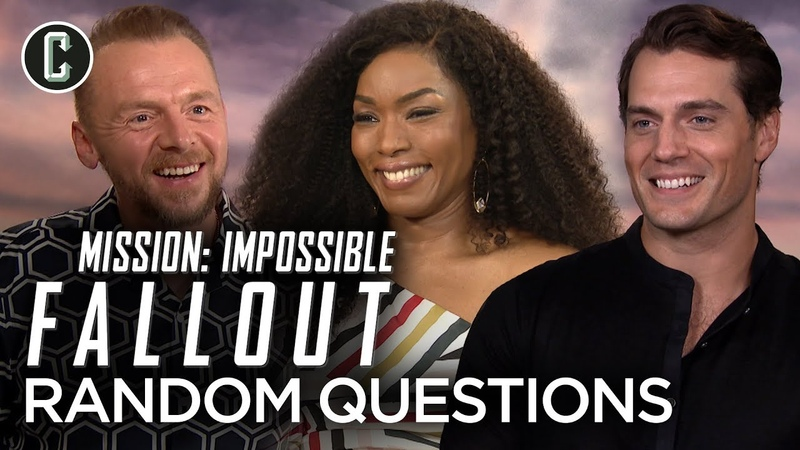 Watch the Mission Impossible - Fallout Cast Play Random Questions