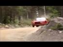 Markku Allen tests Lancia 037