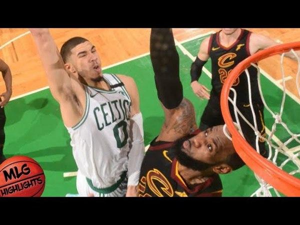 Видео обзор Бостон Селтикс – Кливленд Кавальерс 28.05.18