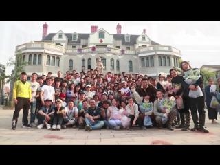 [BTS] 180726 'Yan Shi Fan' Filming Wrap Up Special Behind The Scenes @ ZTao