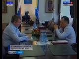 Встреча с В.Г. Сараевым, руководителем ООО