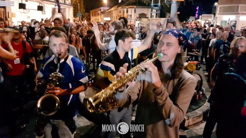 Moon Hooch - Everybody (Backstreet Boys cover) w/ Brazzmatazz and NAFT