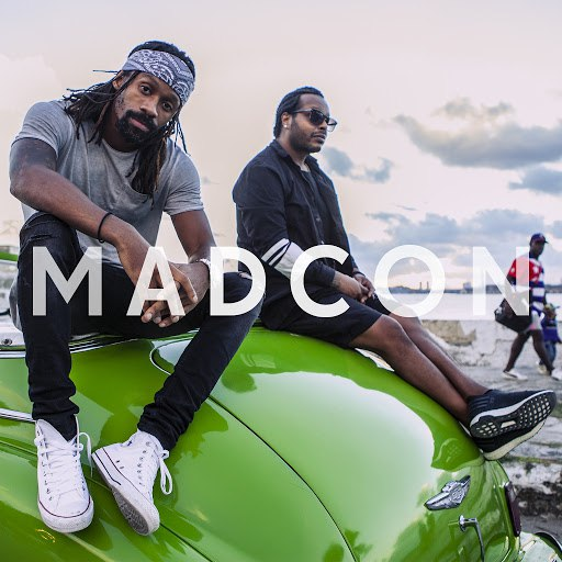Madcon альбом Got a Little Drunk