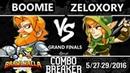 CB2016 BX3 Zeloxory Ember Vs Boomie Sir Roland Jhala Ulgrim Brawlhalla Grand Finals