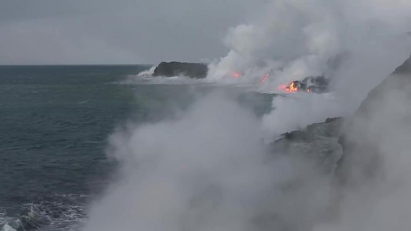 Michael Rehulka - Sunset [Miroslav Vrlik Remix] Kilauea Volcano ¦ HAWAII (vk.com/vidchelny)