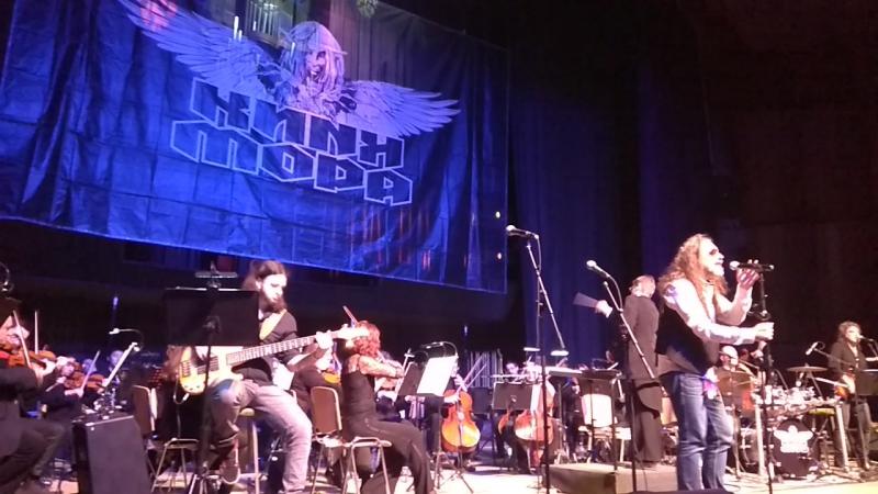 Николо Коцев и рок-група «Кикимора» х 1