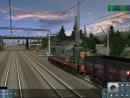 Trainz simulator 12 .Маршрут Баллезино -Мосты . Чмээ 3191 с токоприёмником.Отправление от станции Баллезино!