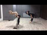 Amina & Nadya ( twerk+dancehall )