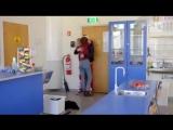 ЛУЧШИЕ ПОЦЕЛУИ ВИЛЬЯМА И НУРЫ ! ( СКАМ) Music Video - KISS ME (Katy Perry) ( 240 X 426 )