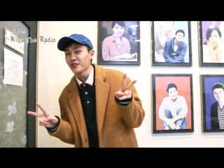 [RADIO] 12.03.2018: Ильхун - She's Gone (Young & Cute Ver.) @ Lee Hongki's Kiss The Radio