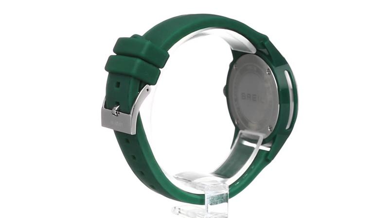 Breil Milano - TW1084 Stainless Steel Chronograph Watch SKU:8153626