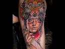 Идеи татуировок ( Michael Taguet )