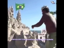 Бразилец 22 года живет на пляже