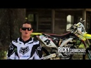 Ricky Carmichael Motocross Riding Tips 2 Rutted Corners