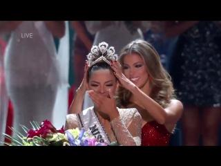 «Мисс Вселенная — 2017» стала Деми Ли Нель-Петерс
