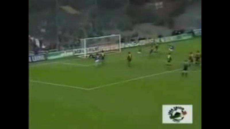 Синиша Михайлович Самый сильный удар в истории футбола