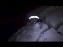 Speed Riding at night in Chamonix _ Moonline