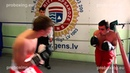 Eduards Gerasimovs (Latvia) VS Edgars Milevičs (Latvia) 31.10.2014 proboxing.eu