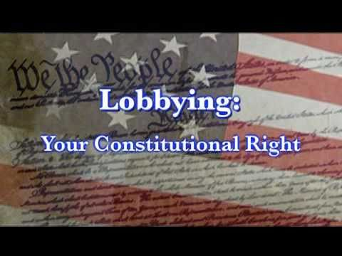 What is lobbying and why is it important - The American League of Lobbyists