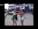 Upskirt Crackhead Catfight - YouTube