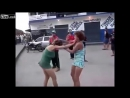 Upskirt Crackhead Catfight YouTube