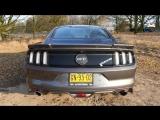 Ford Mustang GT vs Chevrolet Camaro SS   SOUND 0-250km/h ACCELERATION & POV
