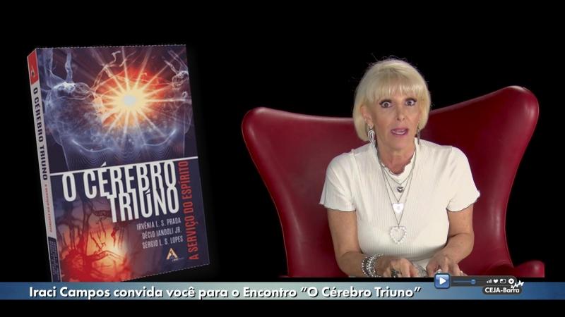 Encontro CEJA Barra - O Cérebro Triuno com Décio Iandoli Jr.
