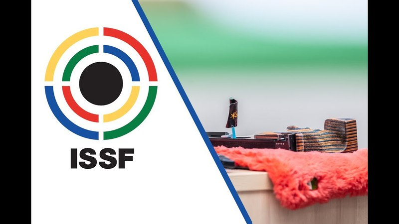 25m Rapid Fire Pistol Men Final - 2018 ISSF World Cup Stage 2 in Changwon (KOR)