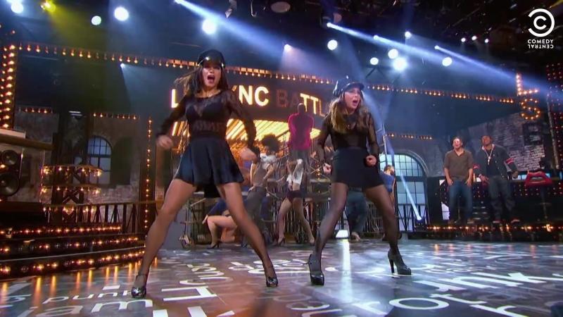 "Jenna Dewan Performs Paula Abduls ""Cold Hearted"" ¦ Lip Sync Battle"