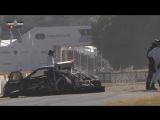 #Ford #RS200 #PikesPeak crashes at #FOS