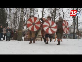 Чем жила Вологда в новогодние праздники
