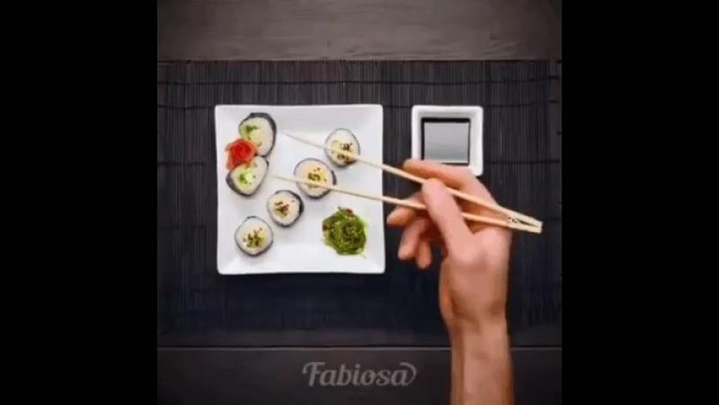 3 способа как научиться есть китайскими палочками!