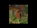 Sims 2 feat. Зёленый слоник - Поехавший женился