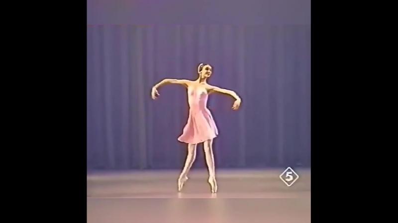 Svetlana Zakharova in