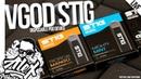 VGOD STIG l самая маленькая закрытая система на солевом l Alex VapersMD review 🚭🔞
