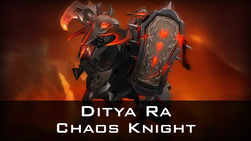Ditya Ra Chaos Knight | Power Rangers vs HellRaisers | Major All Stars Dota 2